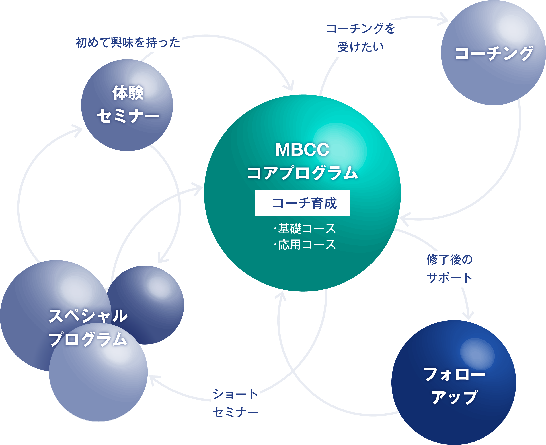 MRCCコアプログラム