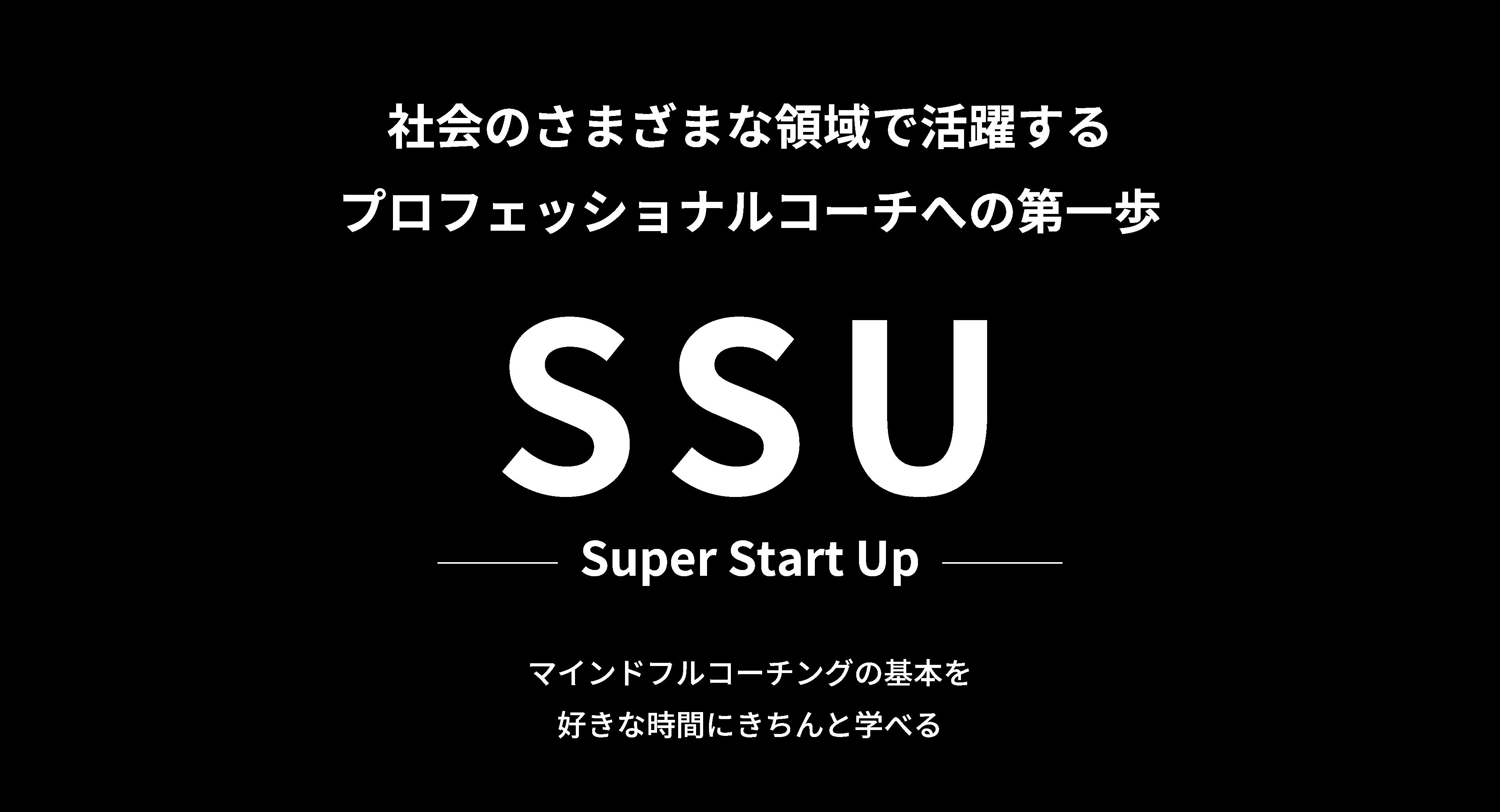 SSU -Super Start Up-